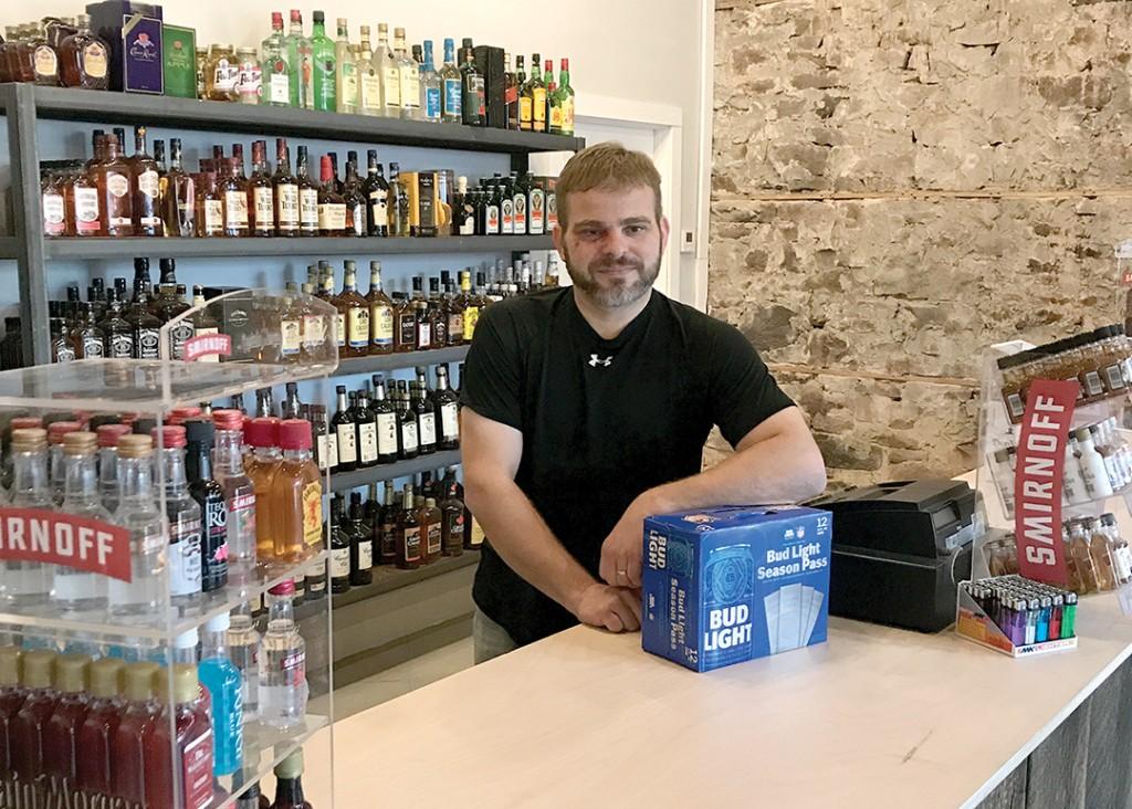 Moody County Enterprise | Wind Street Liquor open, new ...